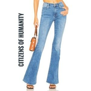 CITIZENS OF HUMANITY low waisted Ingrid 002 jeans